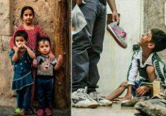 متهمی که به جای حبس محکوم به خرید کفش برای کودکان یتیم سرعین شد