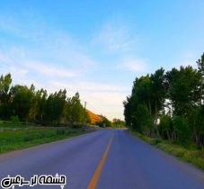 هایپرلپس زیبا از ایردموسی به اردبیل/ فیلم