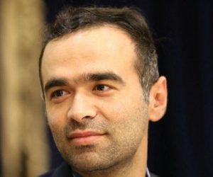 راشد پرستار عضو هیات رئیسه مجمع ملی جوانان شد