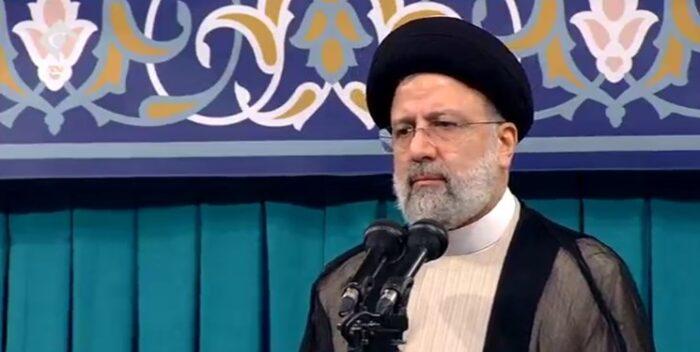 رئیسی: پیام رای مردم در انتخابات تحول خواهی و عدالت طلبی بود/ تحریم ها علیه ملت ایران باید لغو گردد