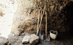 حفاران غیر مجاز میراث فرهنگی در سرعین دستگیر شدند