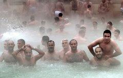 صدور مجوز بازگشایی آب های گرم معدنی سرعین