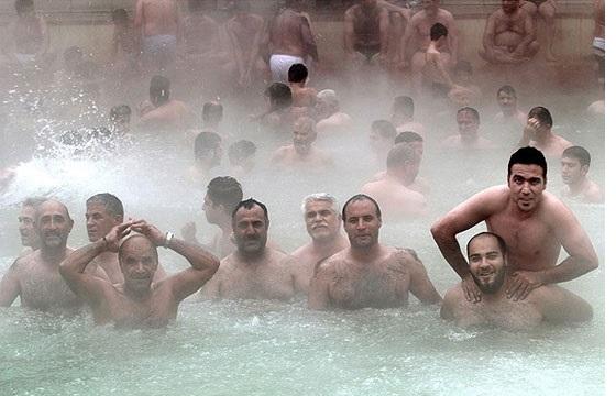 تعطیلی آبهای گرم سرعین ادامه می یابد/برخی مبتلایان به کرونا قرنطینه را رعایت نمی کنند