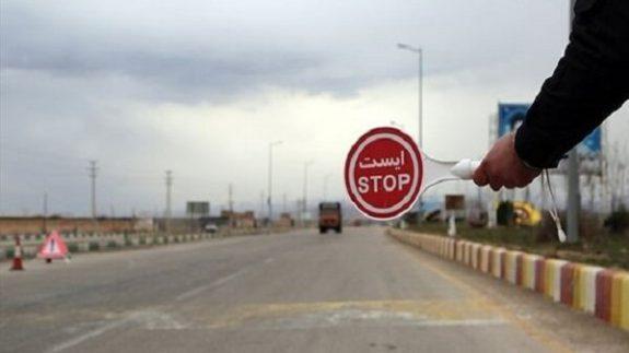 اعمال محدودیت ترافیکی در ورودیهای سرعین/ افراد غیربومی اجازه ورود ندارند