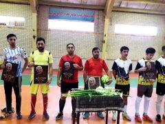 ورزشکاران سرعینی یاد شهید سلیمانی را گرامی داشتند