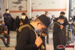 عزاداری شب اول محرم در سرعین+عکس