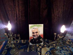 سرعین در سوگ سردار دلها+ فیلم