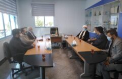 بازدید مدیر ستاد اقامه نماز استان اردبیل از نمازخانه هتل لاله سرعین و کارخانه واتا