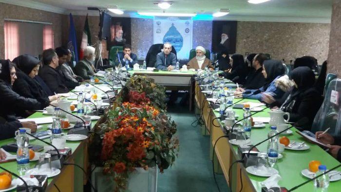 نشست تخصصی «داستان انقلاب» در سرعین برگزار شد