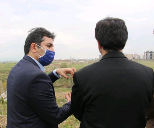 اجرای بزرگترین و مدرنترین پروژه مدیریت شهری استان در سرعین