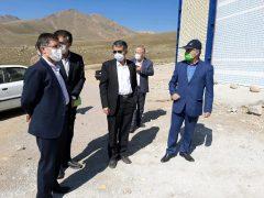 پیشرفت ۶۰ درصدی پروژه راهدارخانه آلوارس سرعین