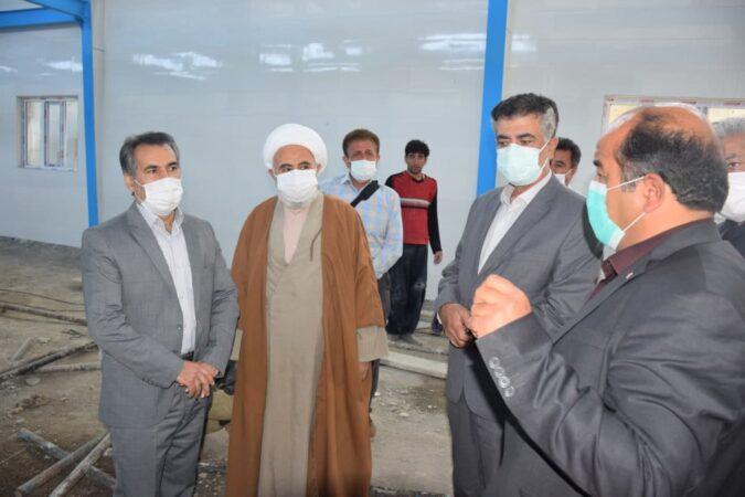 پیشرفت ۸۰ درصدی کشتارگاه صنعتی سرعین / ۱۳ باب کشتارگاه صنعتی و سنتی دام  و طیور در استان اردبیل فعال است