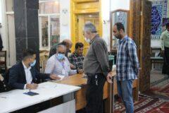 مشارکت ۹۲ درصدی سرعینی ها در انتخابات ۱۴۰۰