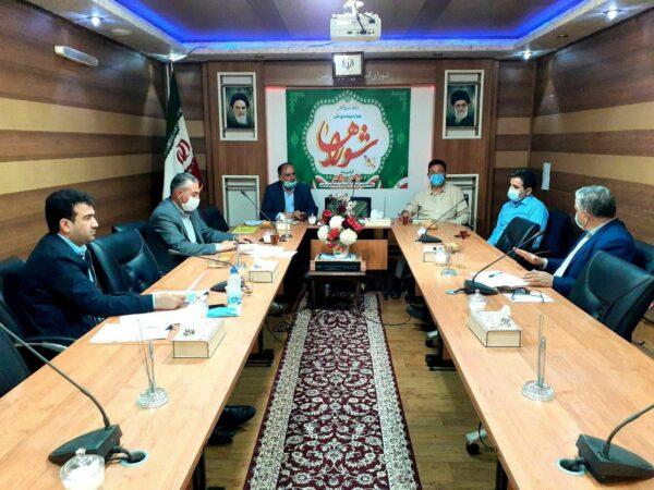 آخرین جلسه شورای شهر دوره پنجم+عکس