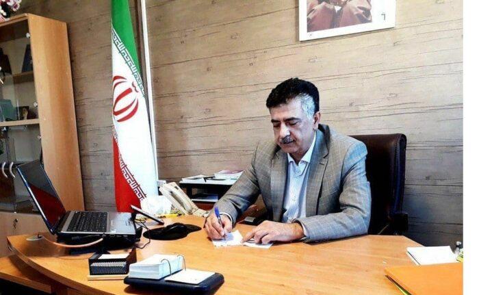پیام خداحافظی حسن پور از شهرستان سرعین