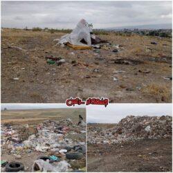 محل دفن زباله سرعین اصلی ترین معضل زیست محیطی شهرستان