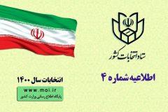 ثبت نام داوطلبان شوراهای اسلامی از ۲۰ اسفند/ارائه گواهی عدم سوءپیشینه الزامی است